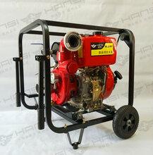 工程用高压力大扬程65mm2.5寸口径柴油机消防抽水泵图片