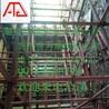 安建钢背愣剪力墙模板支撑