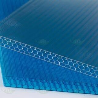 南昌典晨6mm阳光板透明耐力板采光天幕量大从优图片6