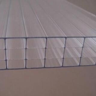 南昌典晨6mm阳光板透明耐力板采光天幕量大从优图片1