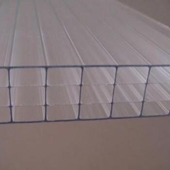 南昌典晨6mm阳光板透明耐力板采光天幕量大从优