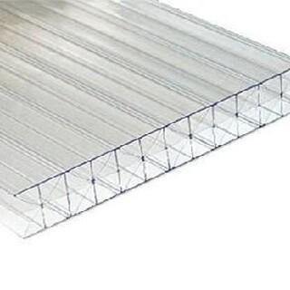 南昌典晨6mm阳光板透明耐力板采光天幕量大从优图片2