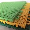 悬浮式拼装运动地板悬浮式拼装运动地板价格_正蓝塑胶厂家直销