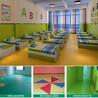正蓝地板厂家直销幼儿园室内需要铺啥样的地板