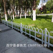 青海铁艺防护栏和西宁铁艺护栏详情