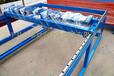 恒泰丝网机械护栏网排焊机带框一体化排焊机砖带网机