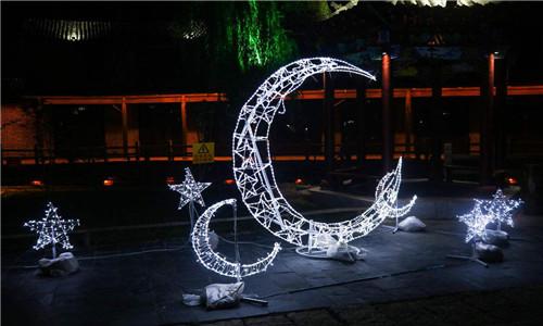 音乐LED灯展制作灯光秀策划厂家
