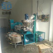 江西地區電加熱螺旋榨油機代理4級壓榨智能榨油機香油榨油機圖片