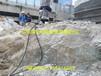 口碑厂家山南地区开凿桩头取代风镐岩石劈裂机