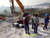 新闻资讯拉萨市钢筋混凝土拆除劈石机