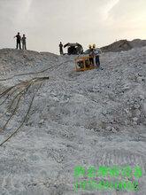 防城港市劈裂机岩石破石器大理石劈裂棒生产厂家