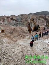 东丰县大理矿山开采大型破石机机器公司图片
