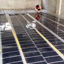 石墨烯电热膜电采暖设备碳纤维地暖膜生产厂家