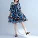 艾薇萱服飾漢派大碼連衣裙唯姿軒品牌女裝尾貨批發專柜歐瑞迪貨源