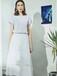 杭州一线品牌丝雨桐19年夏女装品牌组合现货货源批发