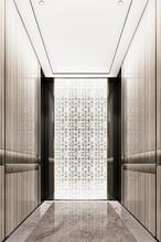 商務電梯裝潢圖片