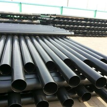 北京軒馳牌熱浸塑鋼管廠家DN50-219涂塑鋼管價格圖片