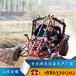 機動游戲設施雙人卡丁車競速卡丁車四季游樂項目