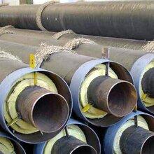 晋中耐高温钢套钢蒸汽保温管复工企业一米价格图片