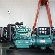 40kw柴油发电机组静音型