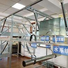 广西抗震支架,地铁管道固定抗震吊架