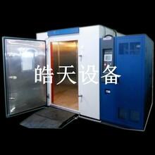 廣東WTH-20℃大型步入式恒溫恒濕房高低溫交變濕熱試驗房圖片
