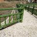 恒省景觀仿竹護欄3——6款竹綠色