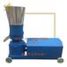 安徽kl-360小型饲料颗粒机批发木屑