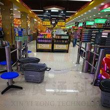 红外雷达带语音超市感应单向门