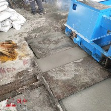 重庆灌浆料厂家筑牛牌无收缩灌浆料图片