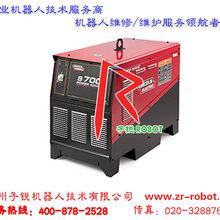 林肯多功能焊机FLEXTEC500焊接参数设定漂移维修