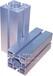 方柱鋁材廠家直銷,廣西方柱展位鋁材生產廠家報價