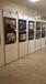 南寧及周邊在商場舉行畫展展板應該如何擺放呢?