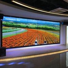 成都三星46寸3.5mm55寸1.7液晶拼接屏电视墙液压前维护支架价格