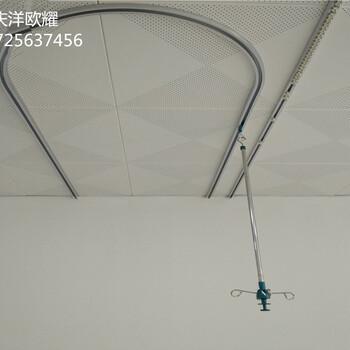 重庆医院轨道输液架价格A输液轨道厂家