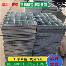 供应江苏钢格栅板/镀锌沟盖格栅板/钢格板厂家/镀锌钢格板图片