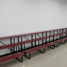 標準三層折疊鐵制合唱臺學校專用合影臺北京廠家直銷集體照合影架