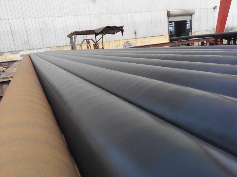 工程污水排放用煤改气用小口径E防腐钢管制造厂家