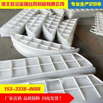 常年生产HG21618-1998型不锈钢丝网除沫器PP除雾器不锈钢规整填料网板式除雾器