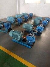 批发油罐车卸油泵YHCB车载卸油泵高效齿轮泵