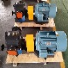 金海泵业38方齿轮沥青泵大流量保温沥青泵铸钢材质高温泵