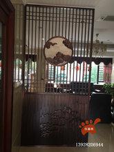 餐厅装饰不锈钢屏风,入户玄关不锈钢隔断,来图定制不锈钢花格