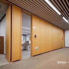 广州双面金属挂板/房间双面隔墙/马斯柯工厂图片