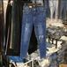 山東菏澤去哪批發便宜牛仔褲哪里有工廠庫存尾貨牛仔褲批發在廣東哪里批發冬季服裝