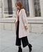 江苏工厂处理便宜女装羽绒服秋冬长款棉服特价呢子大衣低价羊绒外套批发