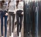 湖北哪里有韓版牛仔褲工廠處理牛仔褲工廠便宜清倉牛仔褲低價尾貨牛仔褲批發