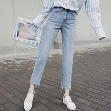 四川批发女式牛仔裤清货牛仔裤低价牛仔裤便宜牛仔裤图片