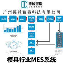广州德诚智能科技-模具MES系统-模具MES软件-模具MES管理系统-模具行业MES