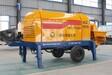 40卧式细石混凝土泵混凝土输送泵砂浆泵