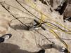 芜湖市高效节能岩石破碎开采劈裂机联系方式